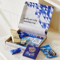 Personalised Chocolate Lovers Hamper