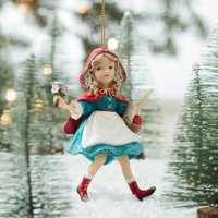 Little Red Riding Hood Christmas Decoration