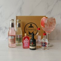 The Four Styles Of Gin Tasting Gift Set