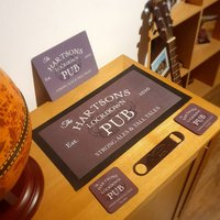 Personalised Pub At Home