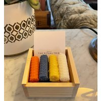 Sacral Chakra Moment Candle ~ Gift Set