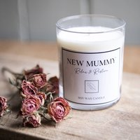 New Mummy Candle