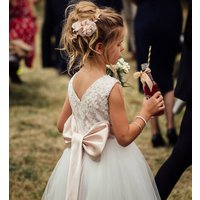 Maryanne Flower Girl Dress ~ Lilly + Bo Collection