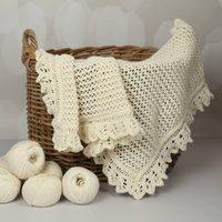 Bobby Baby Blanket Knitting Kit
