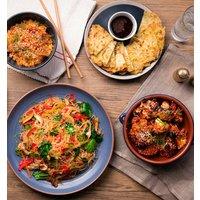 Vegan Korean Dinner Party Recipe Kit