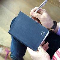 Luxury Finish Leather Notebook
