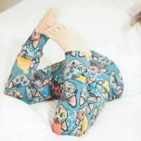 Organic Cats Toddler And Baby Leggings