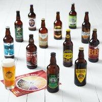 Award Winning British Beer And Glass Gift