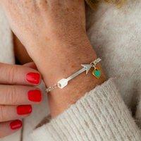 Personalised Love Struck Bracelet