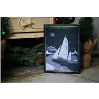 Chocolate Christmas Yawl Advent Calendar