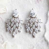 Zaida Crystal Earrings