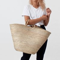Lisbon Shopper Basket