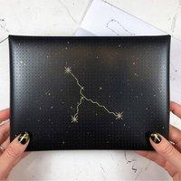 Stitch Your Zodiac Sign Envelope Pouch