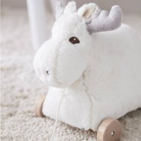 Moose Pull Along Toy