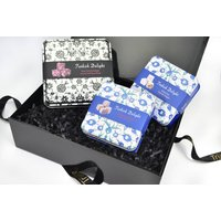 Mother's Day Rose Petals Turkish Delight Gift Set