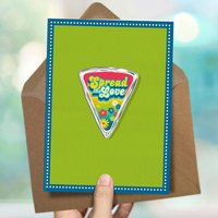 Friendship Card 'Spread The Love To Friends'