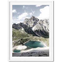 Mountain Framed Art Print Nature Wall Art