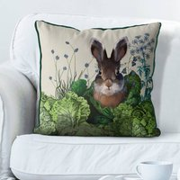 Cabbage Patch Rabbit Cushion No. Four