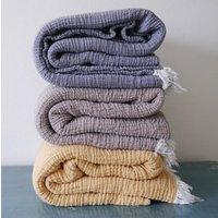 Super King Size Cotton Gauze Muslin Blanket