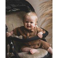 Baa Baby Pram Style Sheepskin Pram Liner Latte Shorn