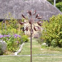 Virgo Windspinner Garden Ornament