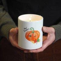 Hey Pumpkin Autumn Candle