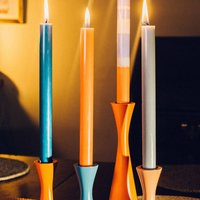 Solid Eco Dinner Candles