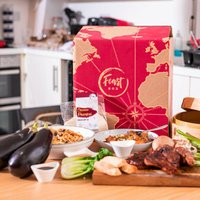Chinese Sharing Recipe Kit Box