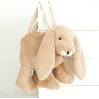 Brown Bunny Handbag, Personalised