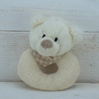 Bear Rattle From Birth, Gift Boxed