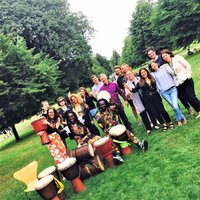 One Day Retreat With African Drum Dance And Art For Two