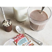 Personalised Hidden Message Chocolate Spoon