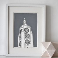 Oxo Tower Art Print