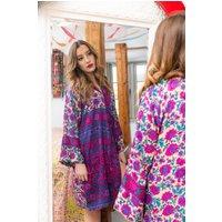Sari Silk Kimono Long