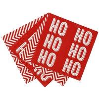 Ho Ho Ho Double Napkins