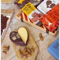 British Cheese And Meats Letter Box Hamper
