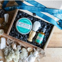 Face And Beard Care Kit: Mint Overboard