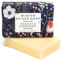 Winter Spice Soap Cinnamon And Orange