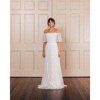 Florrie Lace Or Polka Dot Tulle Bridal Separates Skirt