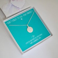 St Christopher Travellers Necklace