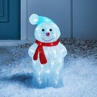 Light Up Christmas Snowman
