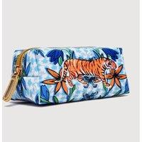 Mini Make Up Bag 'The Mexican Tiger'