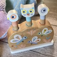 Wooden Pop Up Toddler Toy
