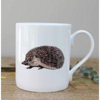 Hedgehog Large Fine Bone China Mug