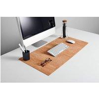 Handmade Cork Leather Desk Mat