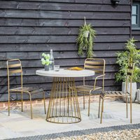 Seaton Bistro Table And Chairs