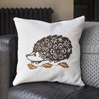 Hedgehog Modern Cross Stitch Kit