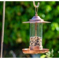 Rowen Bird Feeder In Antique Finish