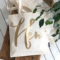 'Hen' Hen Party Bag