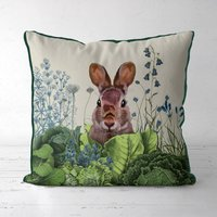 Cabbage Patch Rabbit Cushion No Six